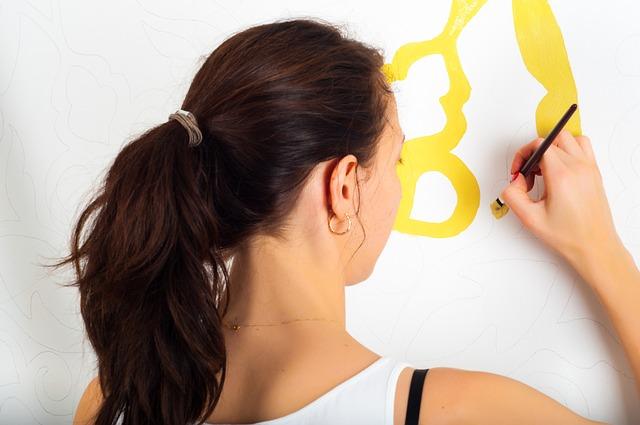 עיצוב DIY בחדר הילדים