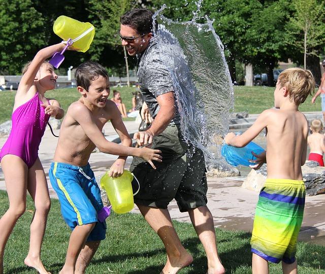 תעסוקה לילדים בקיץ