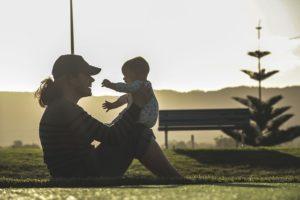 התעמלות עם תינוקות