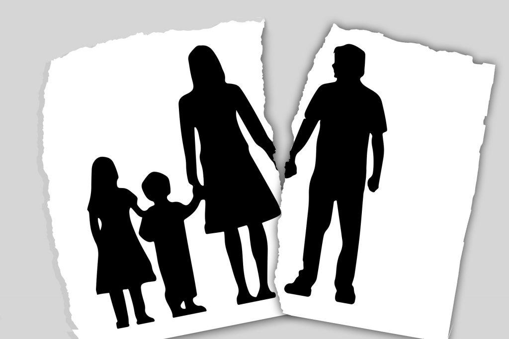 לקראת גירושים כך תעזרו לילדים להתמודד